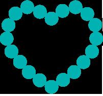 bead-heart